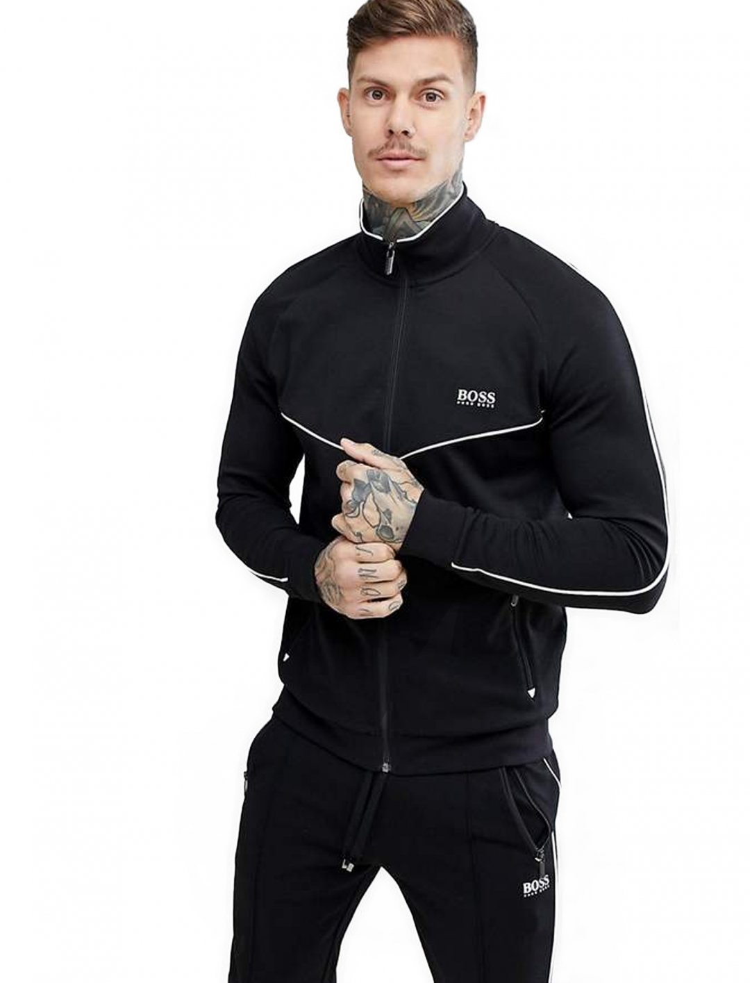 """Track Jacket {""""id"""":5,""""product_section_id"""":1,""""name"""":""""Clothing"""",""""order"""":5} BOSS"""