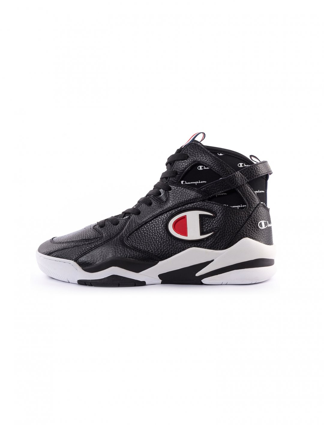 """Trainers In Black {""""id"""":12,""""product_section_id"""":1,""""name"""":""""Shoes"""",""""order"""":12} Champion"""