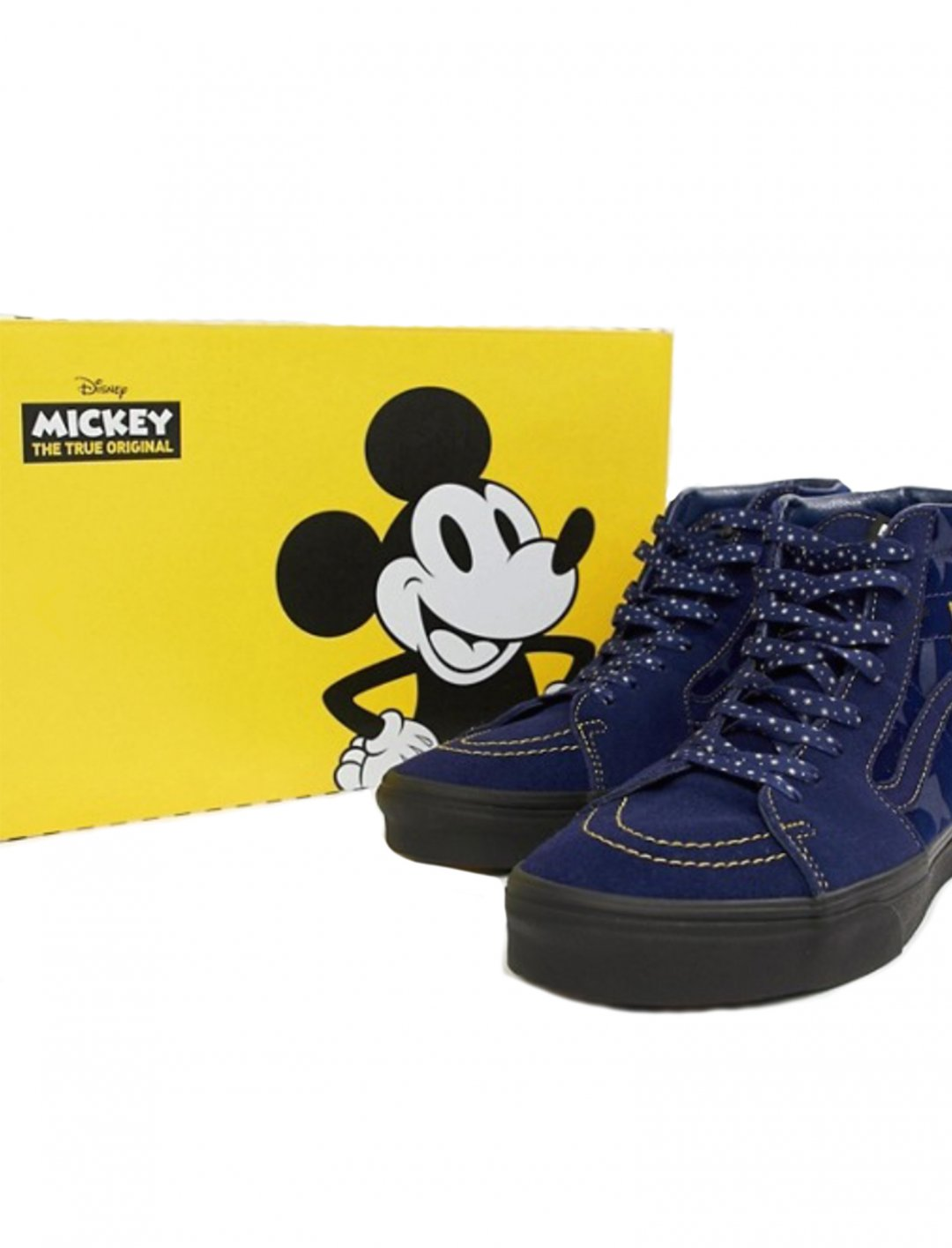 """Hi Trainers {""""id"""":12,""""product_section_id"""":1,""""name"""":""""Shoes"""",""""order"""":12} Vans x Mickey"""