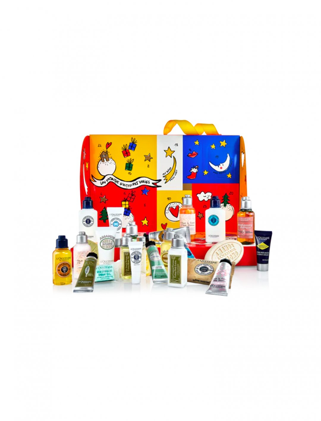 "Advent Calendar {""id"":2,""product_section_id"":1,""name"":""Beauty"",""order"":2} L'Occitane"
