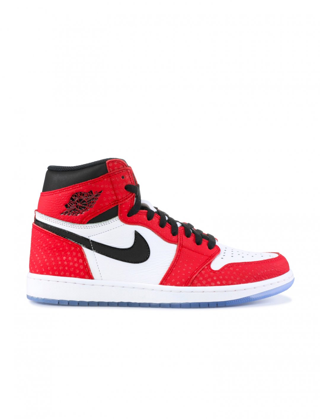 "Air Jordan 1 Retro 'Spiderman' {""id"":12,""product_section_id"":1,""name"":""Shoes"",""order"":12} Air Jordan"