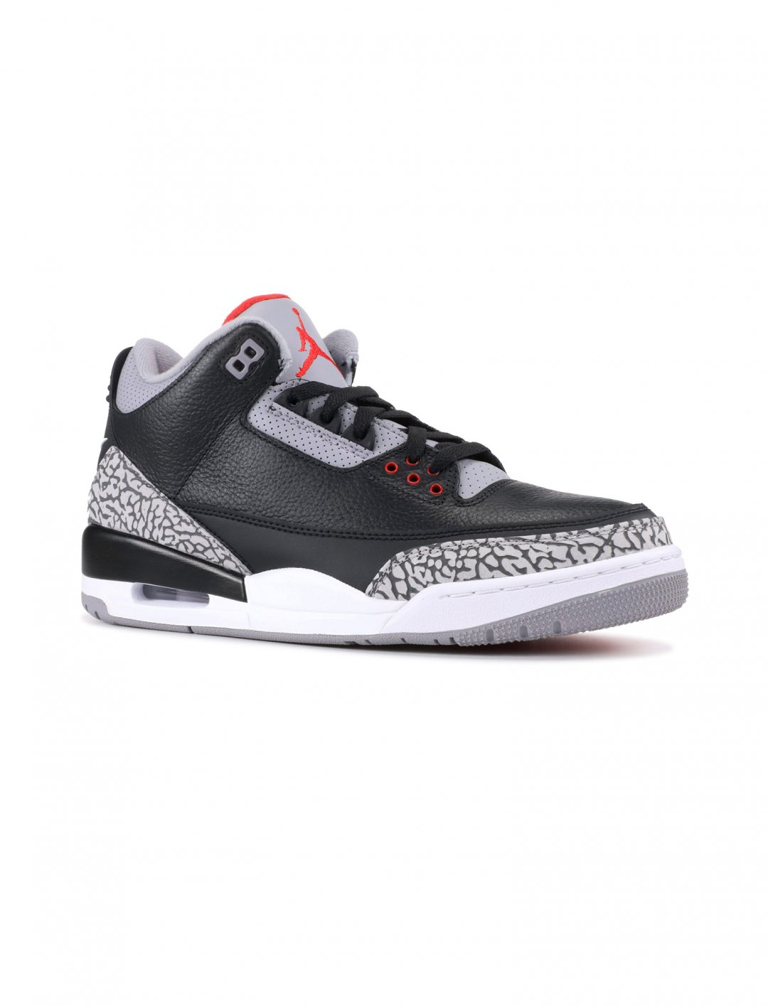 "Air Jordan 3 'Black Cement' {""id"":12,""product_section_id"":1,""name"":""Shoes"",""order"":12} Jordan"