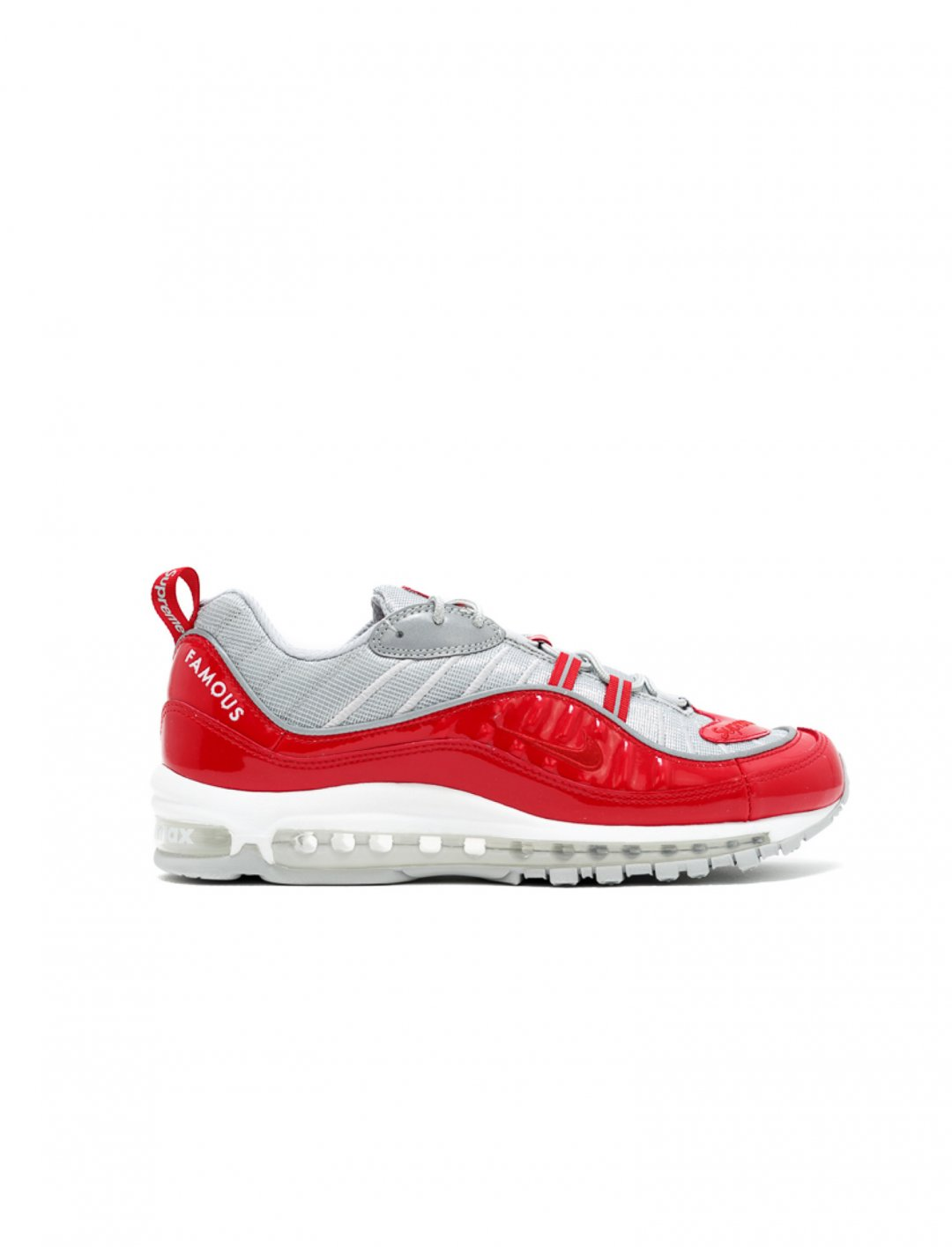 "Air Max 98 Sneakers {""id"":12,""product_section_id"":1,""name"":""Shoes"",""order"":12} Nike x Supreme"