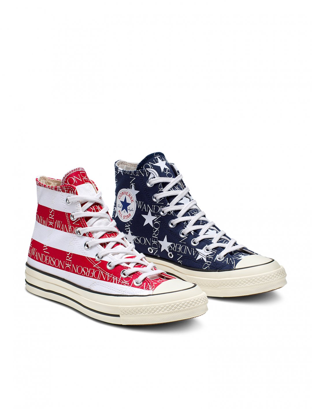 "Americana Chuck 70 Trainers {""id"":12,""product_section_id"":1,""name"":""Shoes"",""order"":12} Converse x JW Anderson"