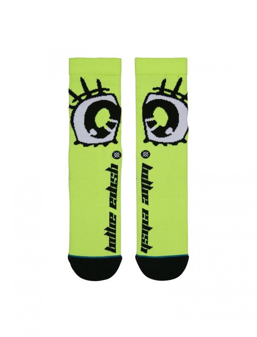 """Anime Eyes Socks {""""id"""":16,""""product_section_id"""":1,""""name"""":""""Accessories"""",""""order"""":15} Billie Eilish x Stance"""