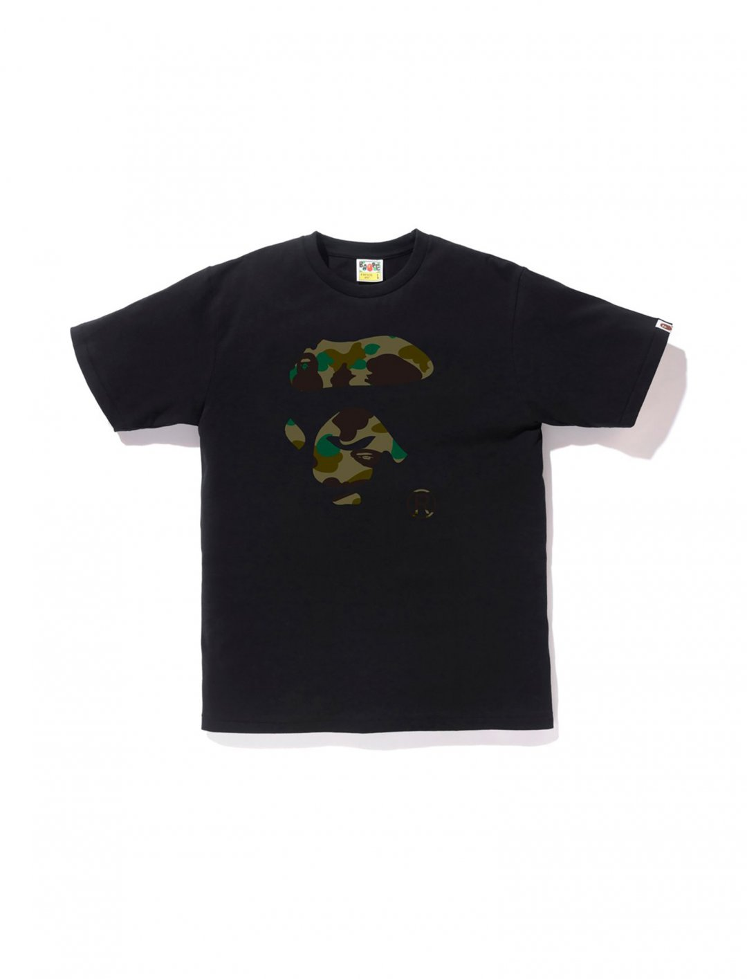 "Ape Face Tee {""id"":5,""product_section_id"":1,""name"":""Clothing"",""order"":5} Bape"