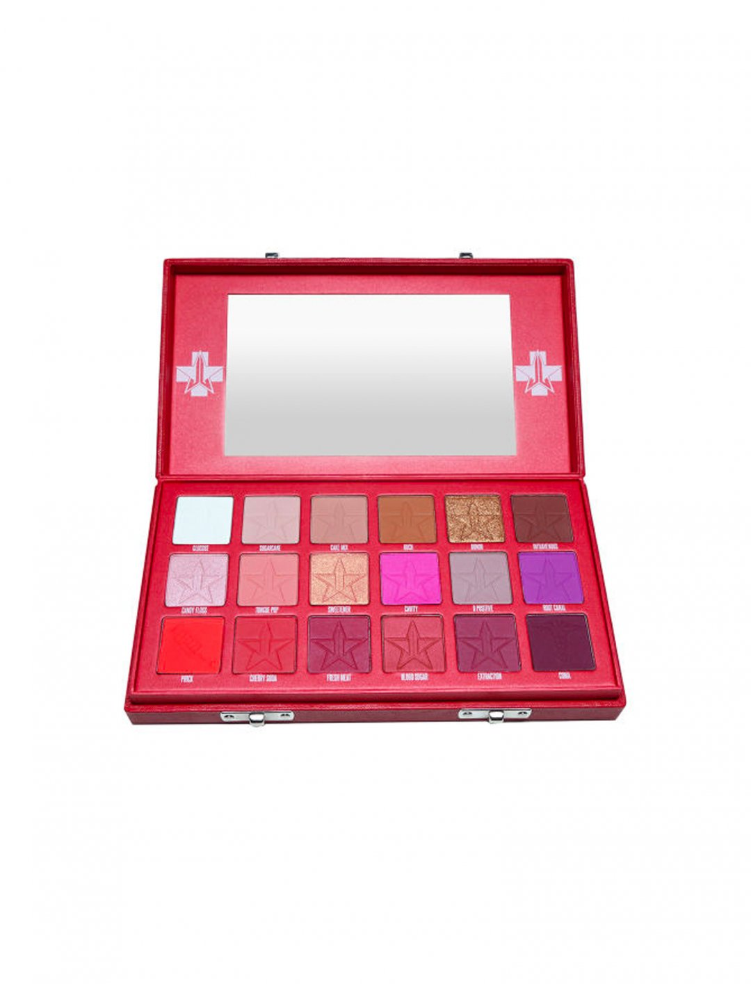 "Blood Sugar Eyeshadow Palette {""id"":2,""product_section_id"":1,""name"":""Beauty"",""order"":2} Jeffree Star Cosmetics"