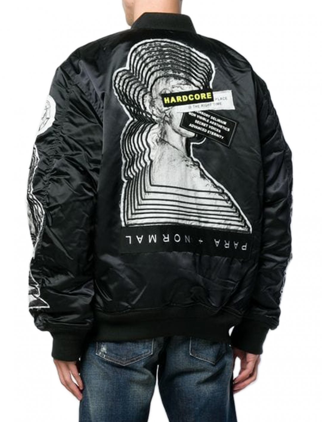 "Bomber Jacket {""id"":5,""product_section_id"":1,""name"":""Clothing"",""order"":5} Diesel"