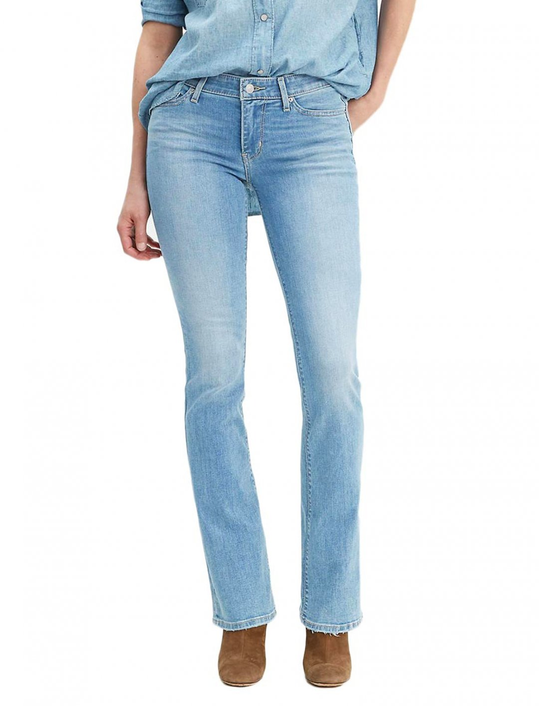 "Bootcut Jeans {""id"":5,""product_section_id"":1,""name"":""Clothing"",""order"":5} Levi's"