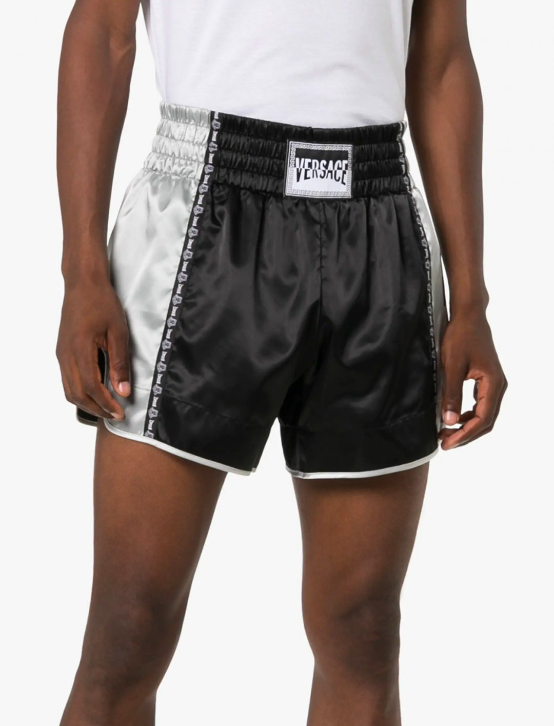 """Boxing Shorts {""""id"""":5,""""product_section_id"""":1,""""name"""":""""Clothing"""",""""order"""":5} Versace"""