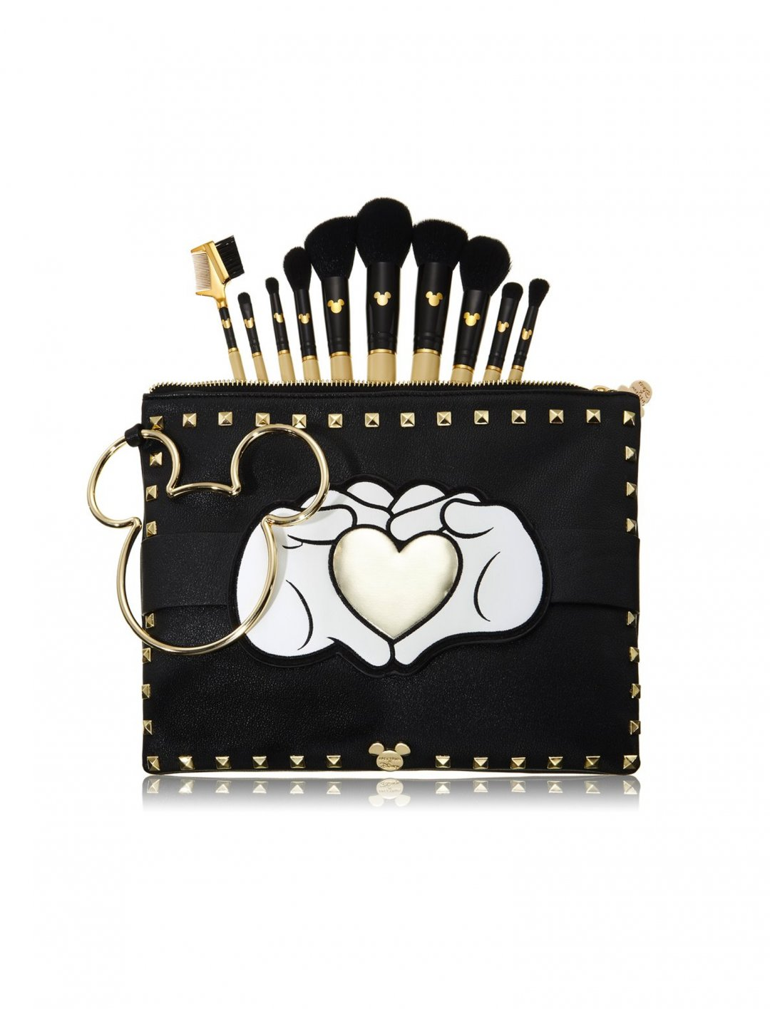 "Brush Set and Pouch Bag {""id"":15,""product_section_id"":1,""name"":""Other"",""order"":0} Spectrum x Mickey Mouse"