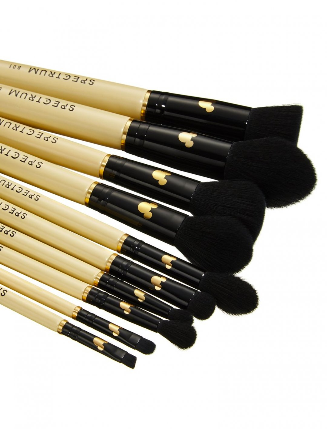 "Brush Set {""id"":16,""product_section_id"":1,""name"":""Accessories"",""order"":15} Spectrum x Mickey Mouse"