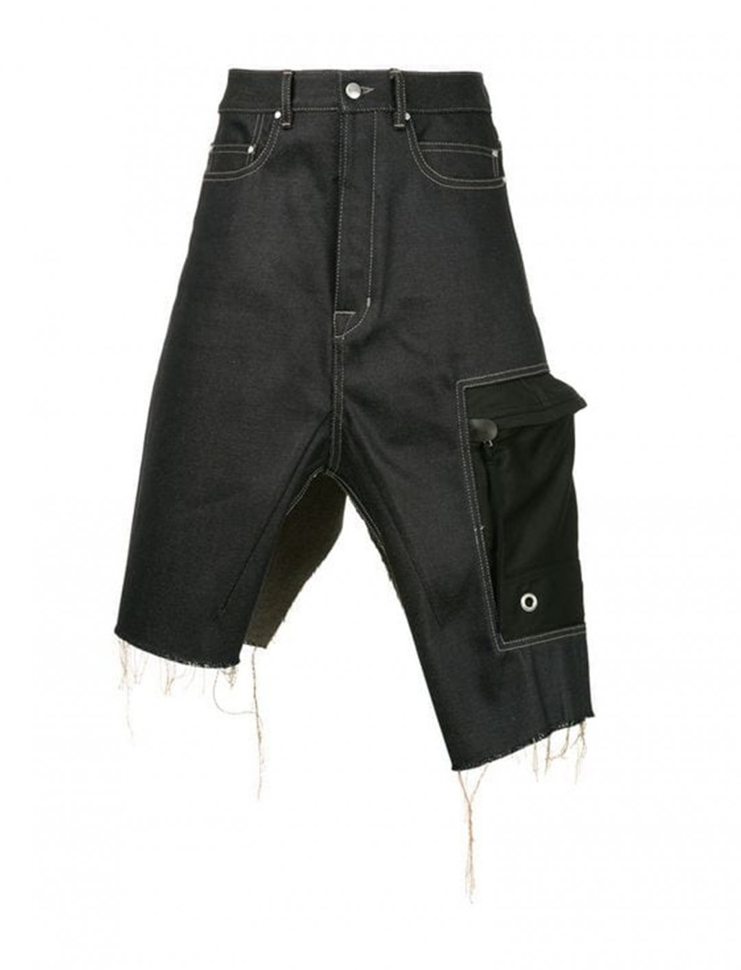 "Cargo Shorts {""id"":5,""product_section_id"":1,""name"":""Clothing"",""order"":5} Rick Owens"