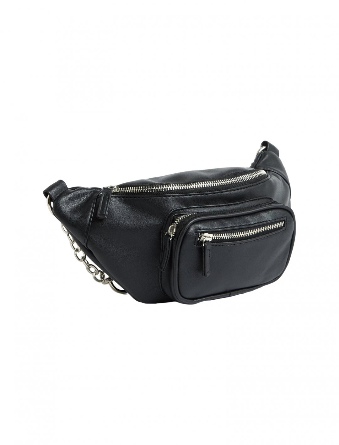 "Chain Link Bumbag {""id"":1,""product_section_id"":1,""name"":""Bags"",""order"":1} Missguided"