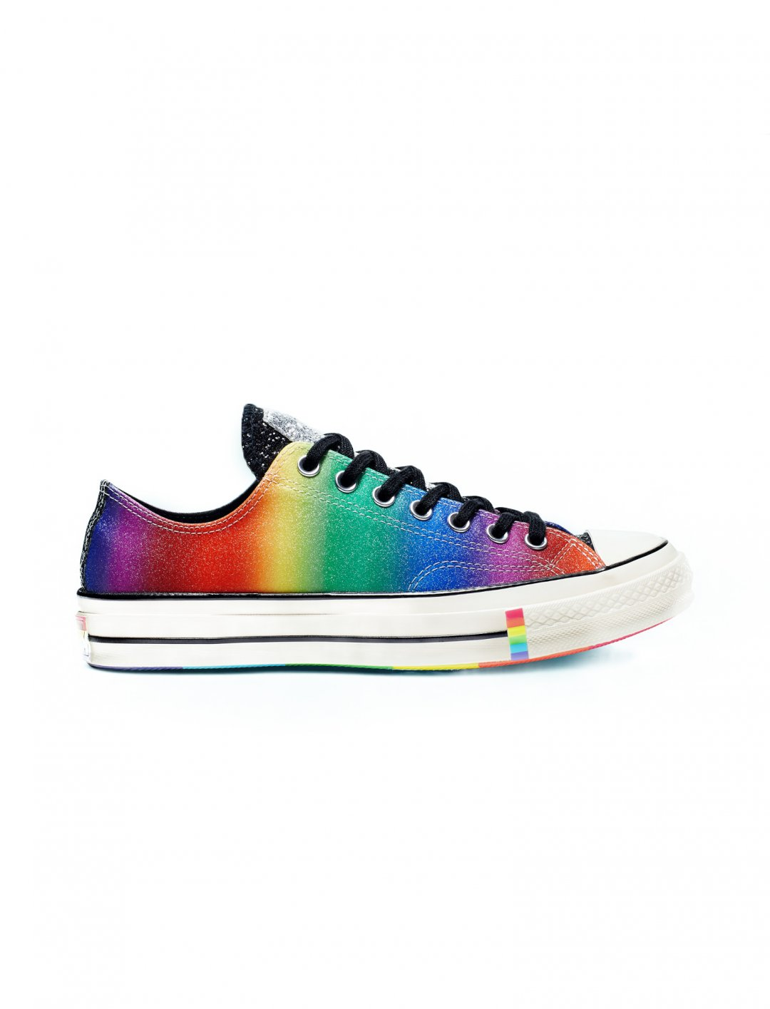 "Chuck 70 Pride Low Top {""id"":12,""product_section_id"":1,""name"":""Shoes"",""order"":12} Converse"
