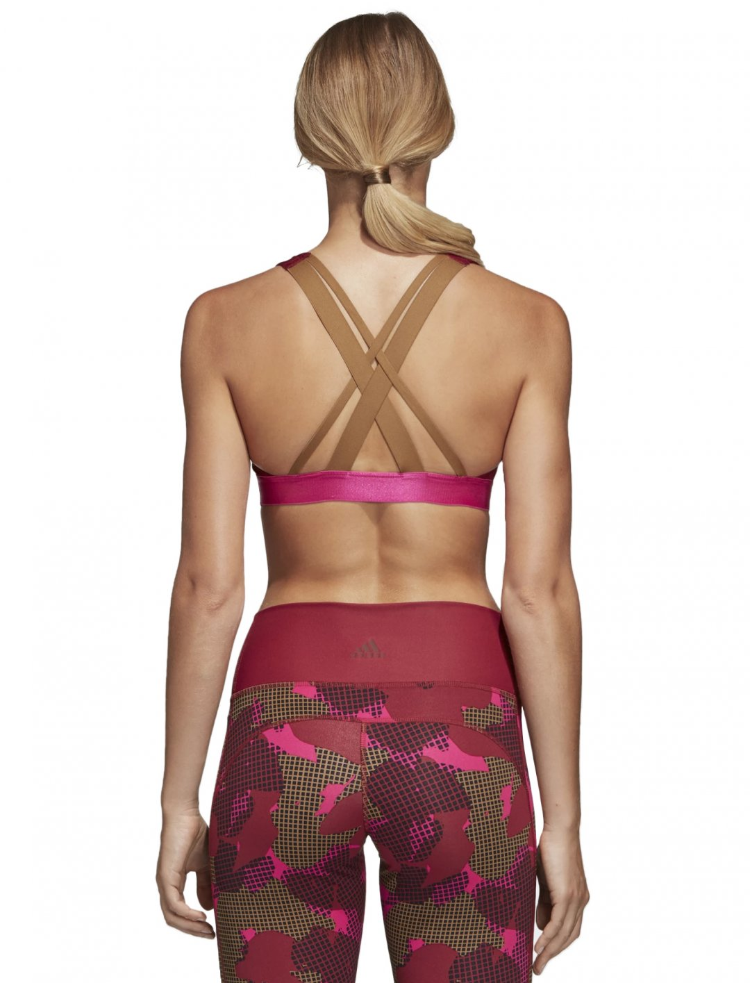 "Colourblock Strap Bra {""id"":5,""product_section_id"":1,""name"":""Clothing"",""order"":5} adidas"