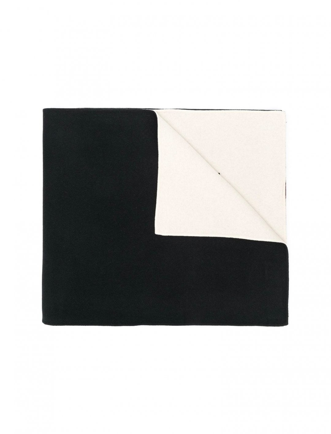 "Contrast Logo Scarf {""id"":16,""product_section_id"":1,""name"":""Accessories"",""order"":15} Helmut Lang"