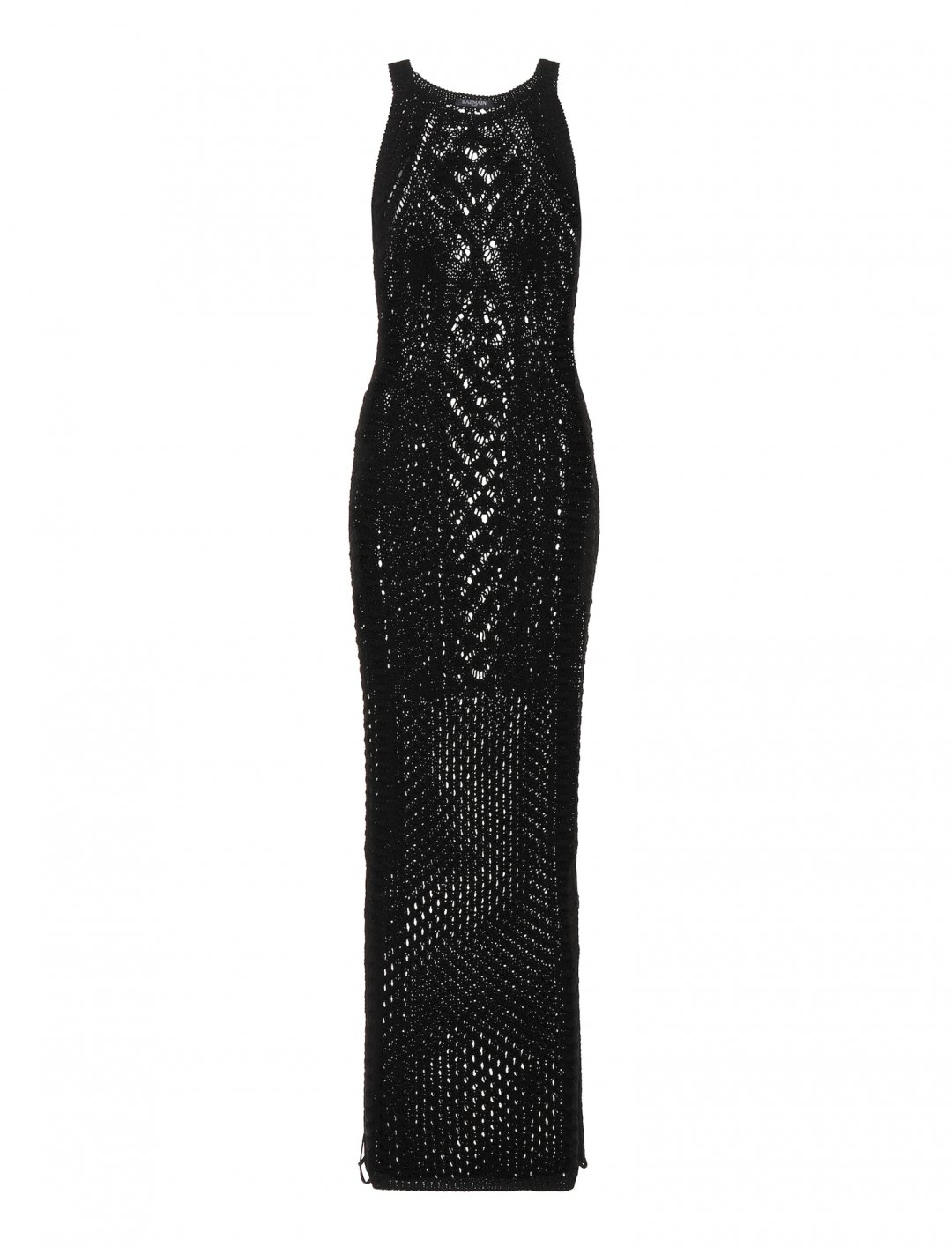 "Crocheted Dress {""id"":5,""product_section_id"":1,""name"":""Clothing"",""order"":5} Balmain"