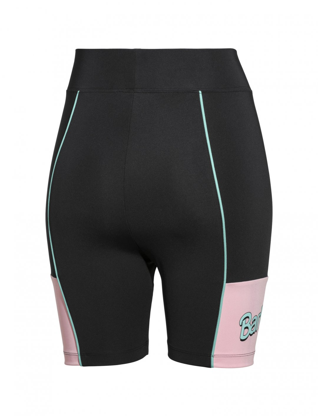 "Cycling Shorts {""id"":5,""product_section_id"":1,""name"":""Clothing"",""order"":5} PUMA X BARBIE"