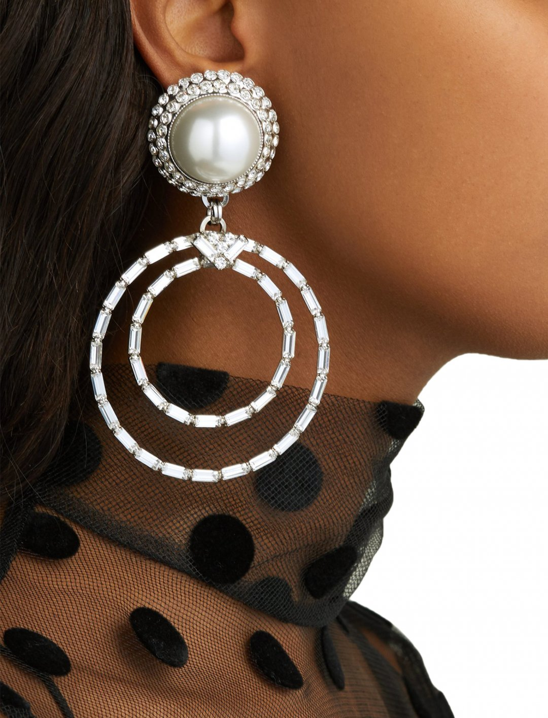 "Drop Earrings {""id"":10,""product_section_id"":1,""name"":""Jewellery"",""order"":10} Alessandra Rich"
