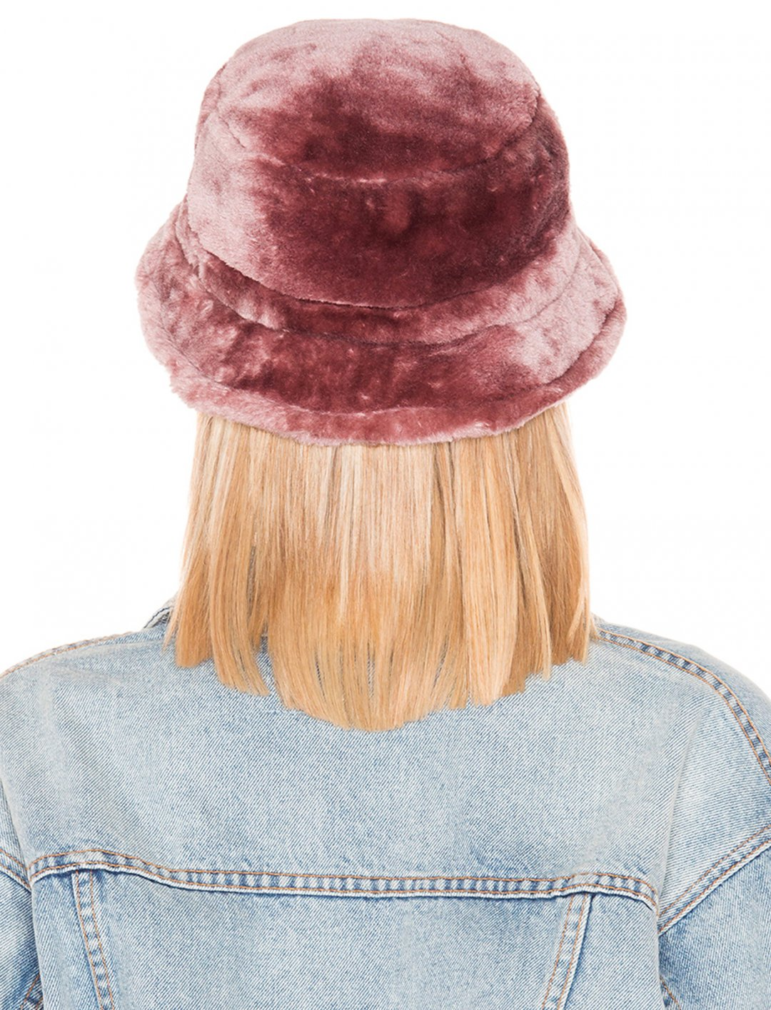"Faux Fur Bucket Hat {""id"":16,""product_section_id"":1,""name"":""Accessories"",""order"":15} Brixton"