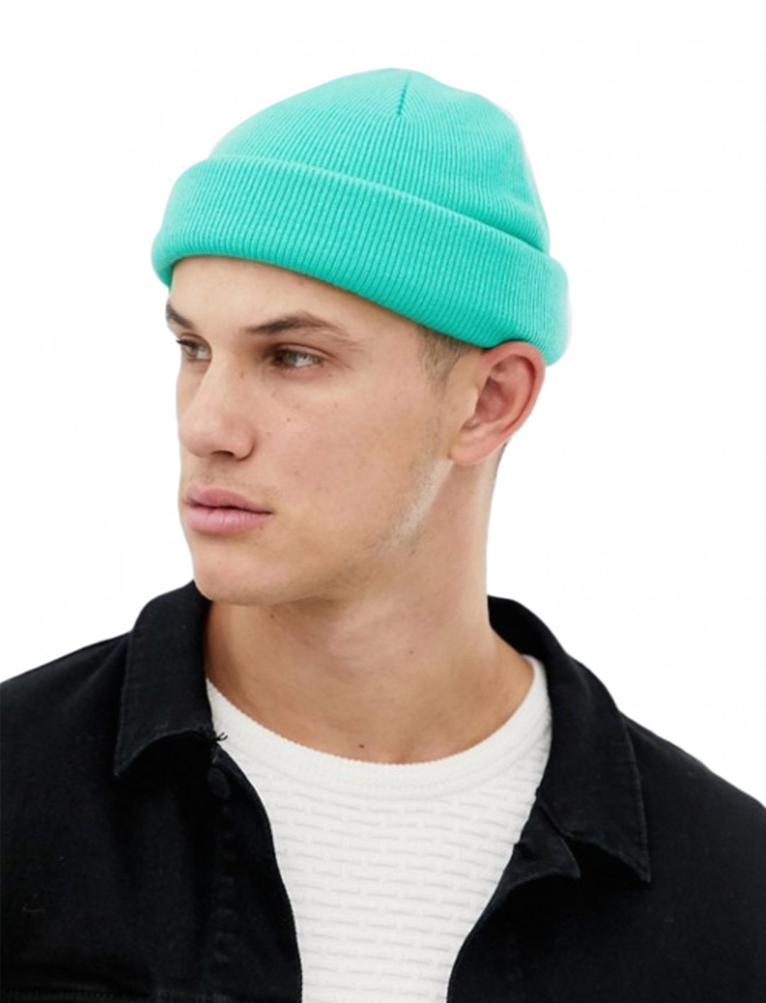 "Fisherman Beanie {""id"":16,""product_section_id"":1,""name"":""Accessories"",""order"":15} Asos Design"