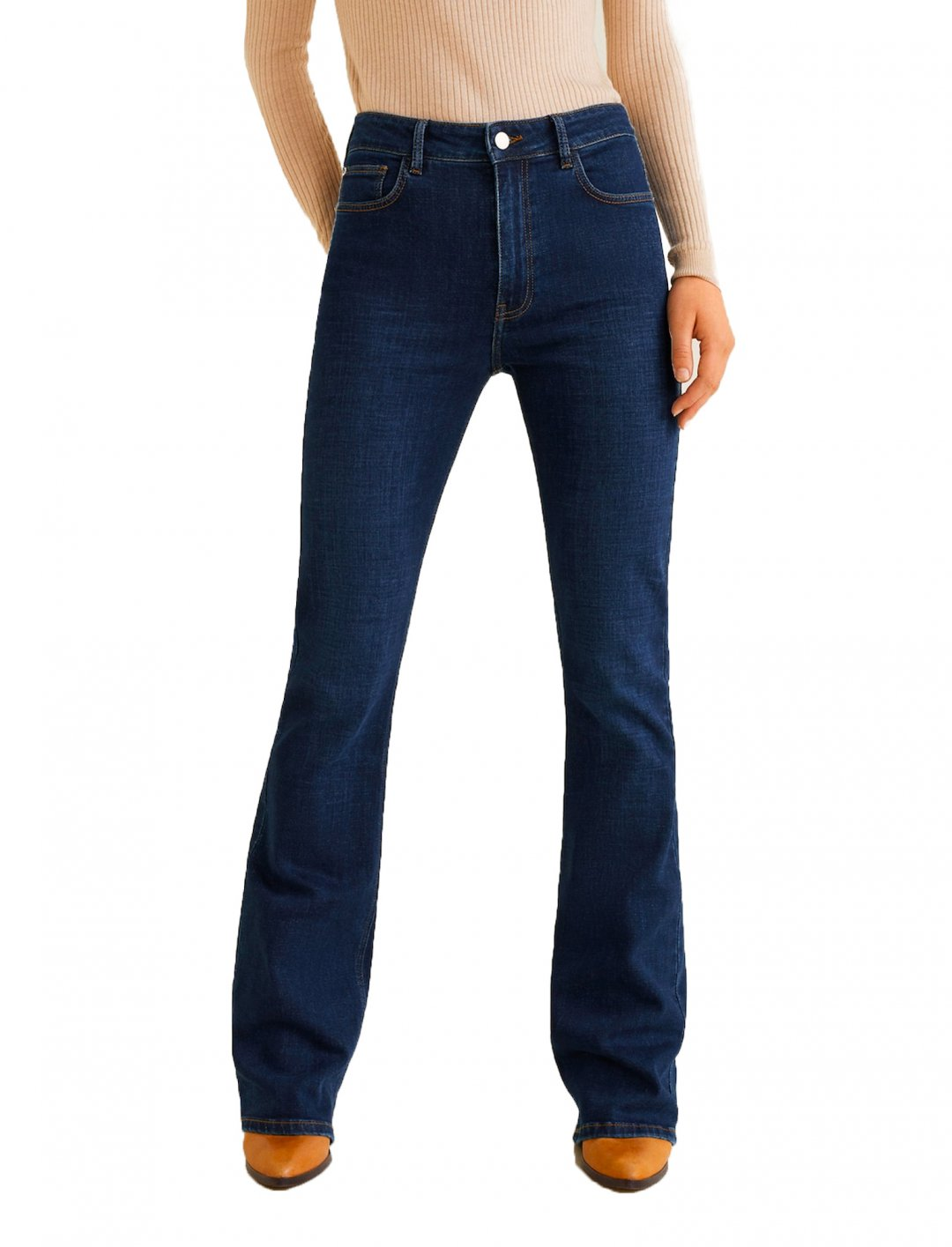 "Flared Jeans {""id"":5,""product_section_id"":1,""name"":""Clothing"",""order"":5} MANGO"