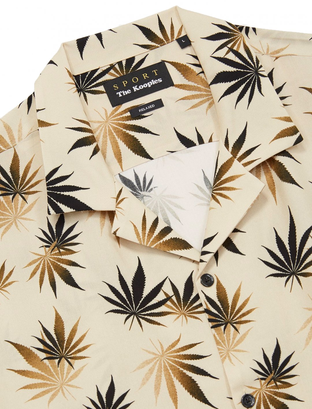 "Floral Shirt {""id"":5,""product_section_id"":1,""name"":""Clothing"",""order"":5} The Kooples"