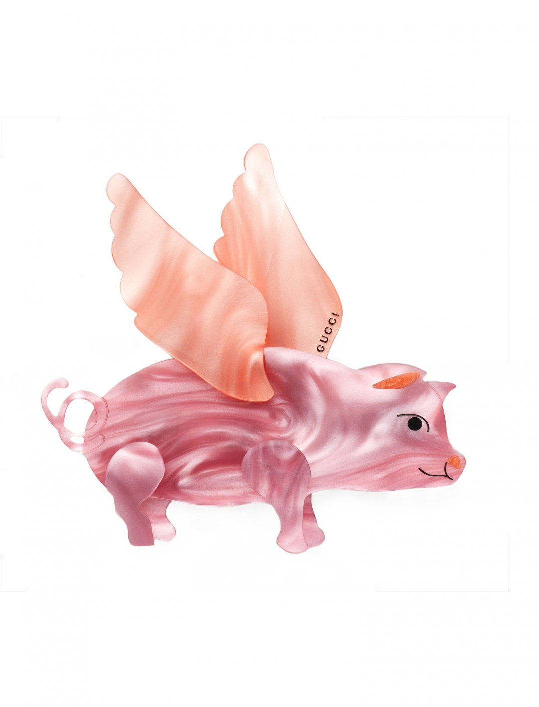 "Flying Pig Brooch {""id"":16,""product_section_id"":1,""name"":""Accessories"",""order"":15} Gucci"