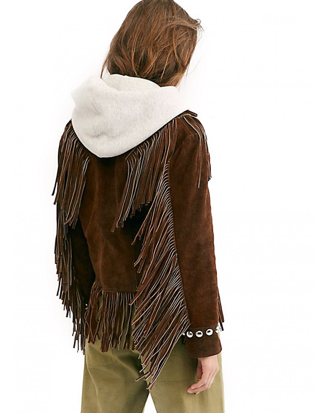 "Fringe Jacket {""id"":5,""product_section_id"":1,""name"":""Clothing"",""order"":5} Free People"