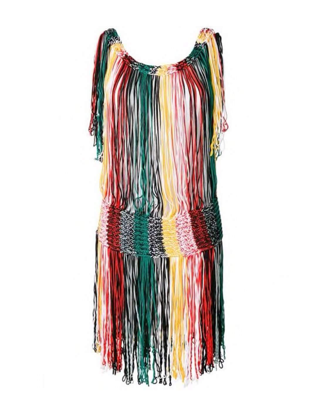 "Fringe Knit Dress {""id"":5,""product_section_id"":1,""name"":""Clothing"",""order"":5} Sonia Rykiel"