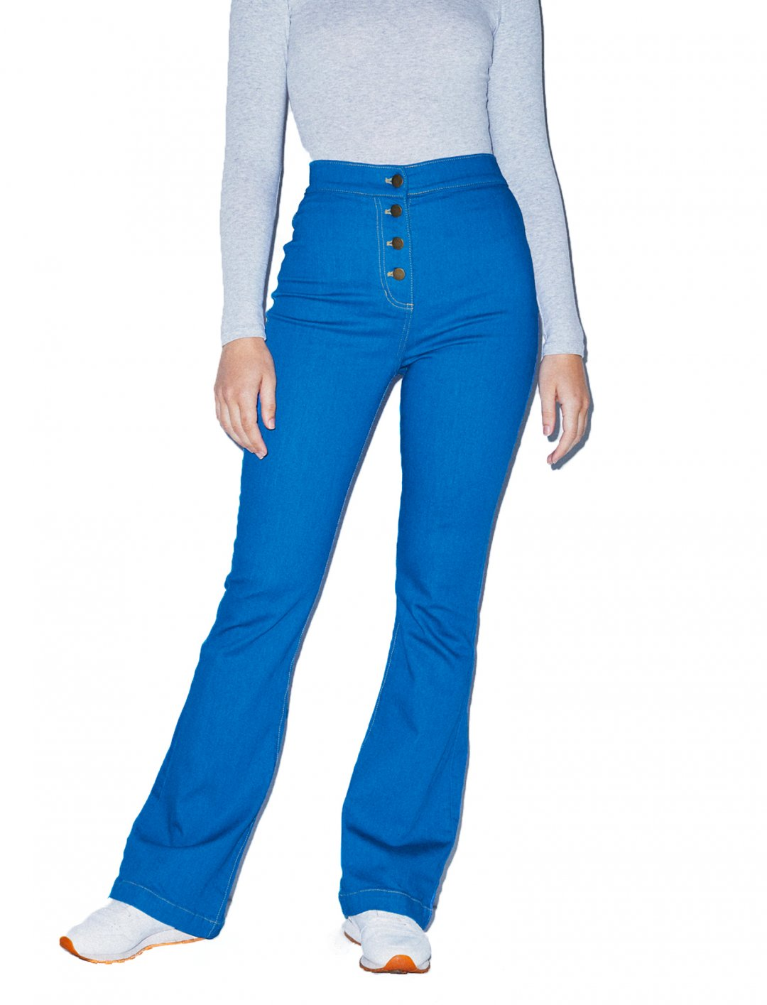 "Front Button Jeans {""id"":5,""product_section_id"":1,""name"":""Clothing"",""order"":5} American Apparel"