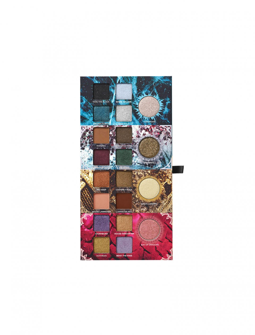 "Game of Thrones Eyeshadow Palette {""id"":2,""product_section_id"":1,""name"":""Beauty"",""order"":2} Urban Decay"