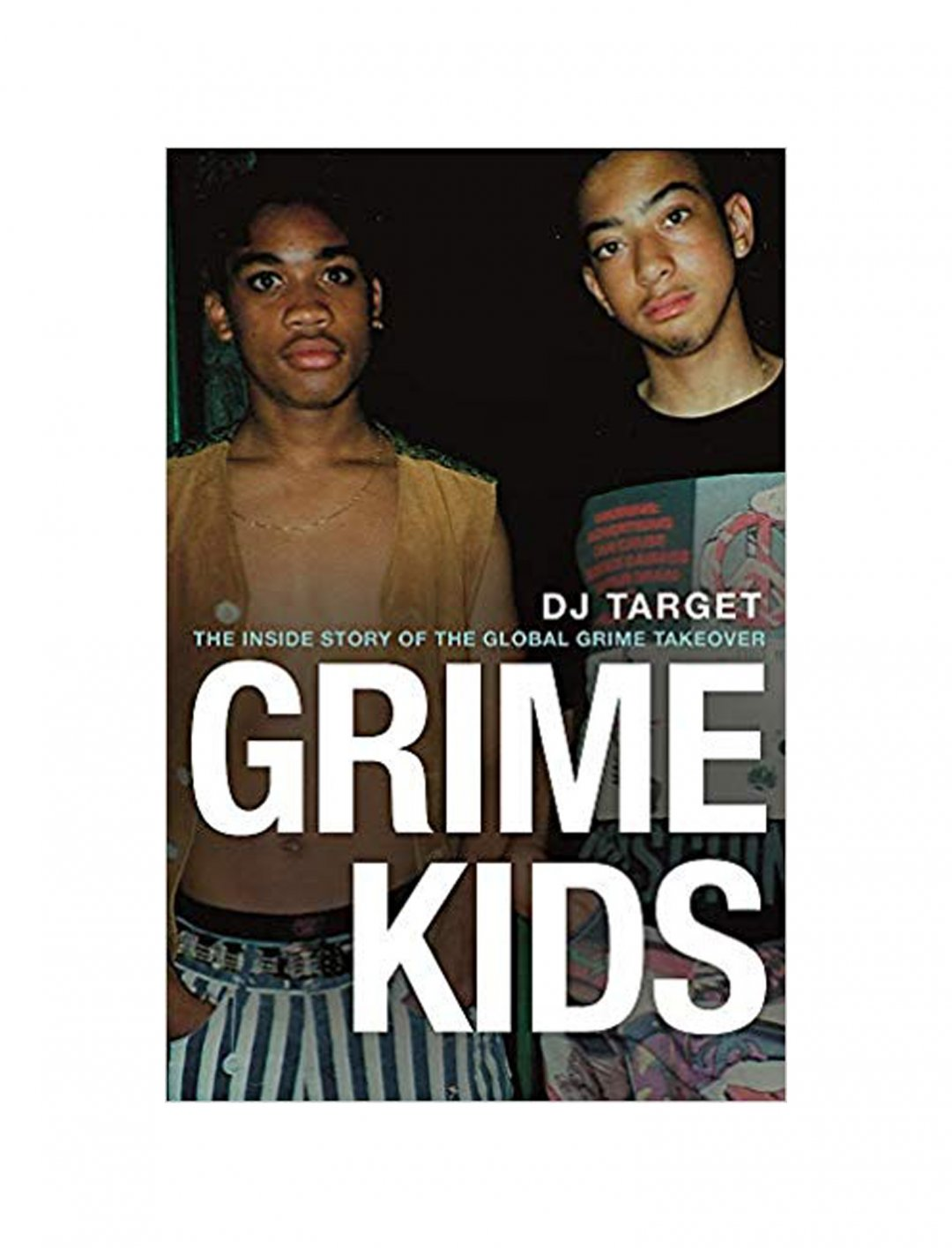"""Grime Kids Book {""""id"""":4,""""product_section_id"""":1,""""name"""":""""Books & e-readers"""",""""order"""":4} DJ Target"""