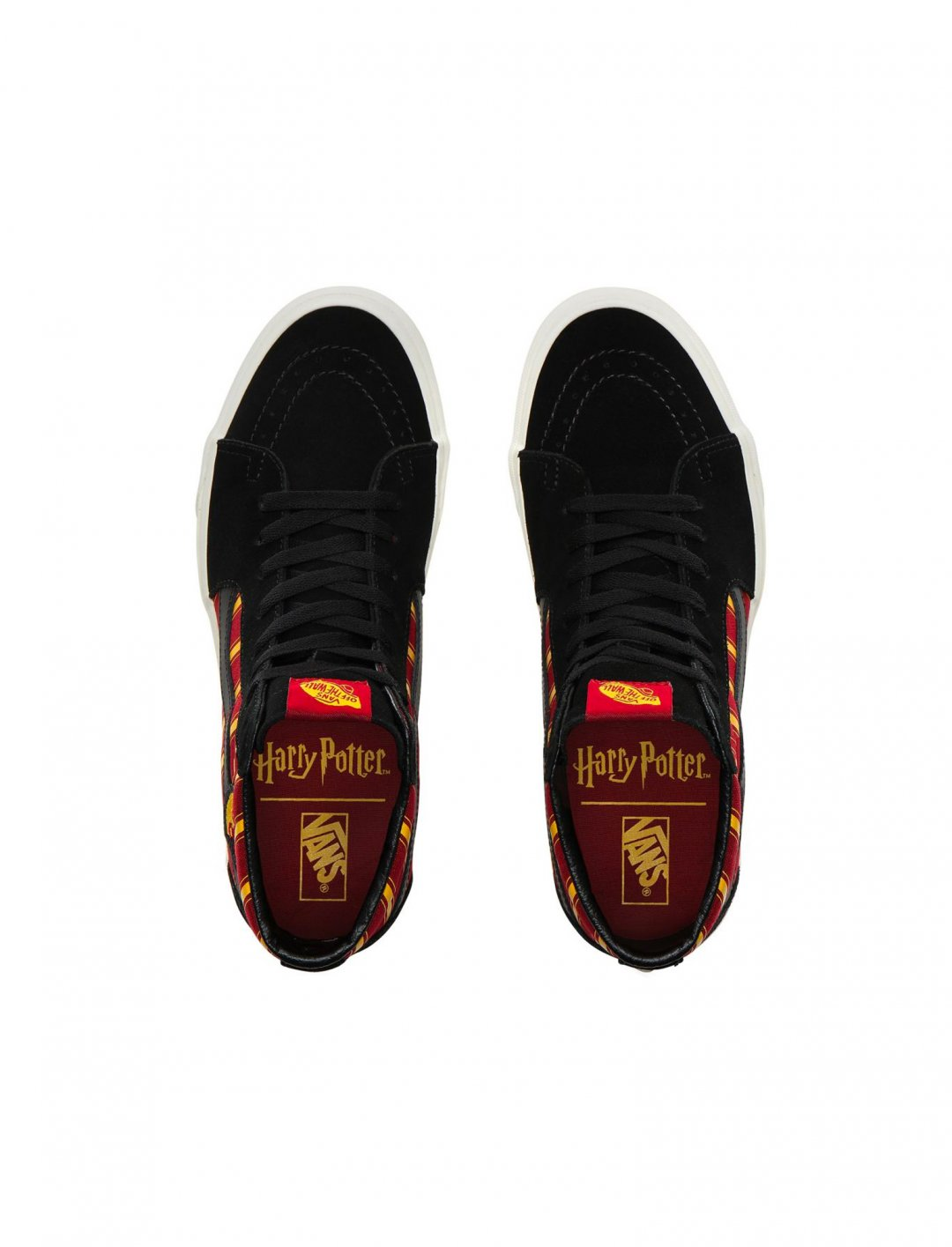 """Gryffindor Trainers {""""id"""":12,""""product_section_id"""":1,""""name"""":""""Shoes"""",""""order"""":12} Harry Potter x Vans"""
