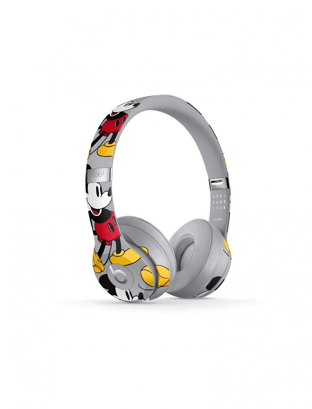 "Headphones - Mickey's 90th Anniversary Edition {""id"":6,""product_section_id"":1,""name"":""Electronics & Computers"",""order"":6} Beats"