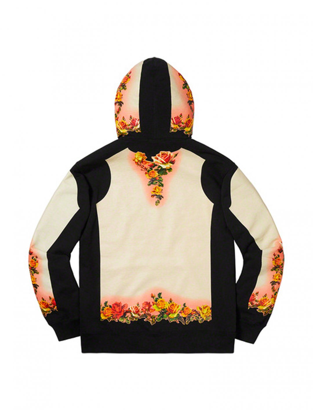 "Hoodie {""id"":5,""product_section_id"":1,""name"":""Clothing"",""order"":5} Jean Paul Gaultier x Supreme"