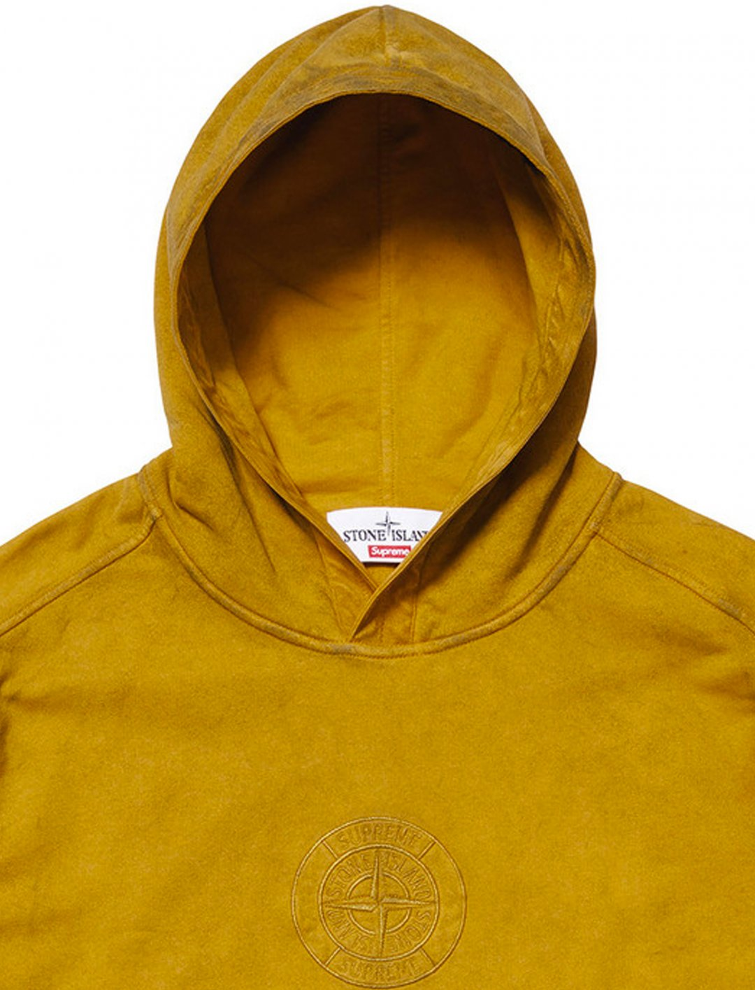 "Hoodie {""id"":5,""product_section_id"":1,""name"":""Clothing"",""order"":5} Supreme x Stone Island"