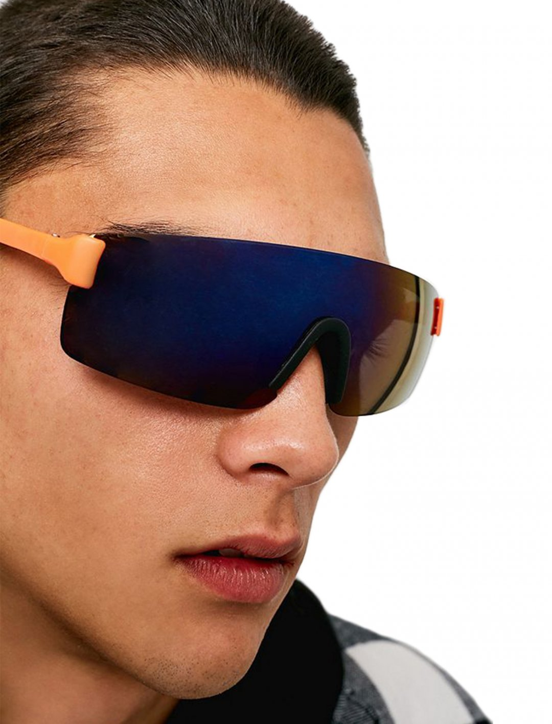 "Hunt Orange Sunglasses {""id"":5,""product_section_id"":1,""name"":""Clothing"",""order"":5} Hindsight Vintage"