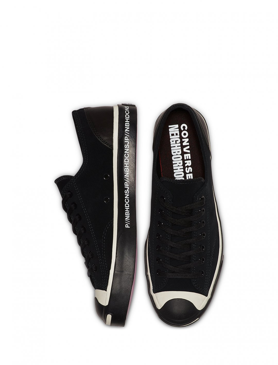 """Jack Purcell Trainers {""""id"""":12,""""product_section_id"""":1,""""name"""":""""Shoes"""",""""order"""":12} Converse x NEIGHBORHOOD"""