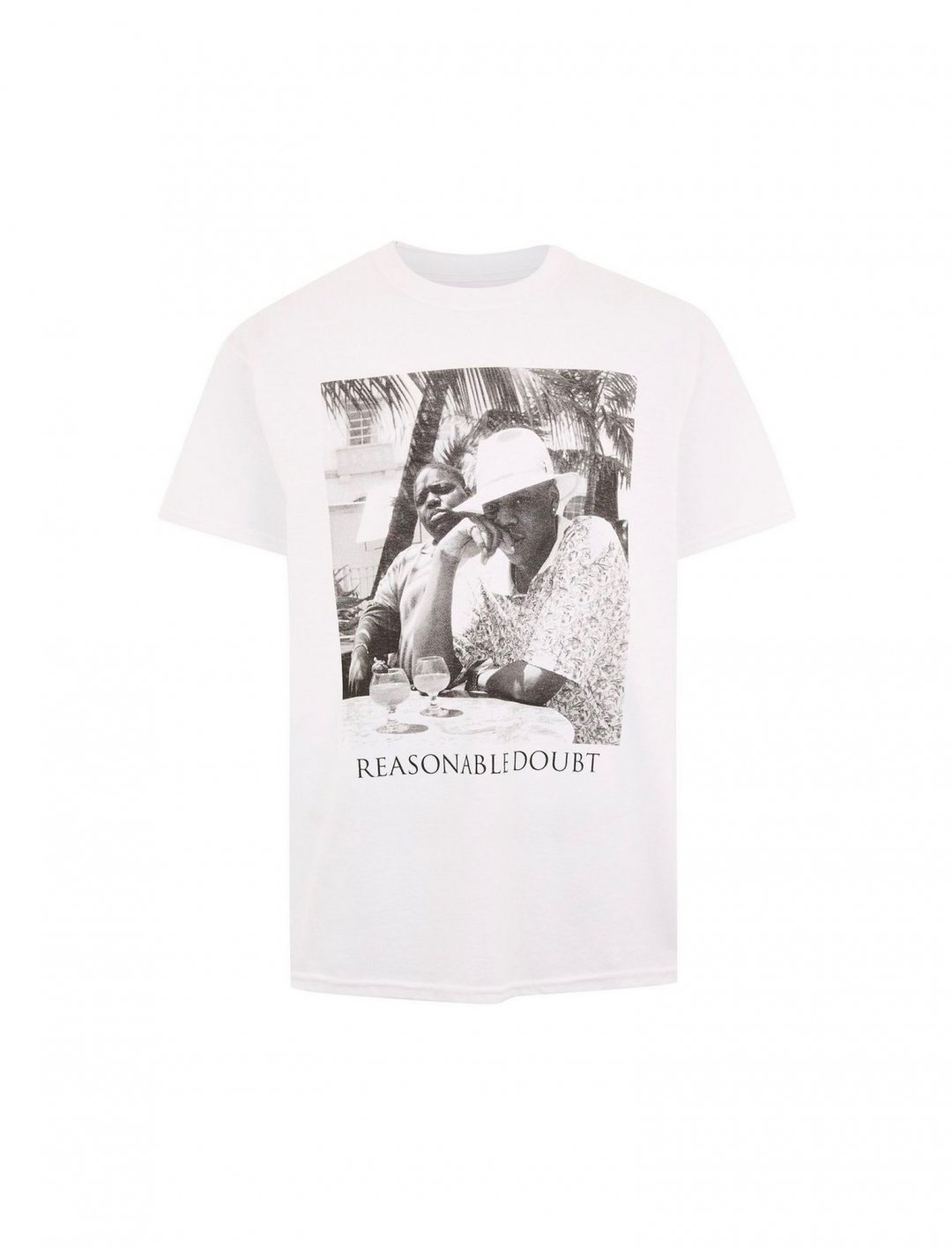 "Jay Z And Biggie Smalls T-shirt {""id"":5,""product_section_id"":1,""name"":""Clothing"",""order"":5} Topman"