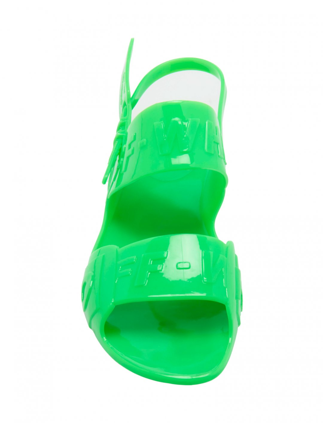 "Jelly Sandals {""id"":12,""product_section_id"":1,""name"":""Shoes"",""order"":12} Off-White"