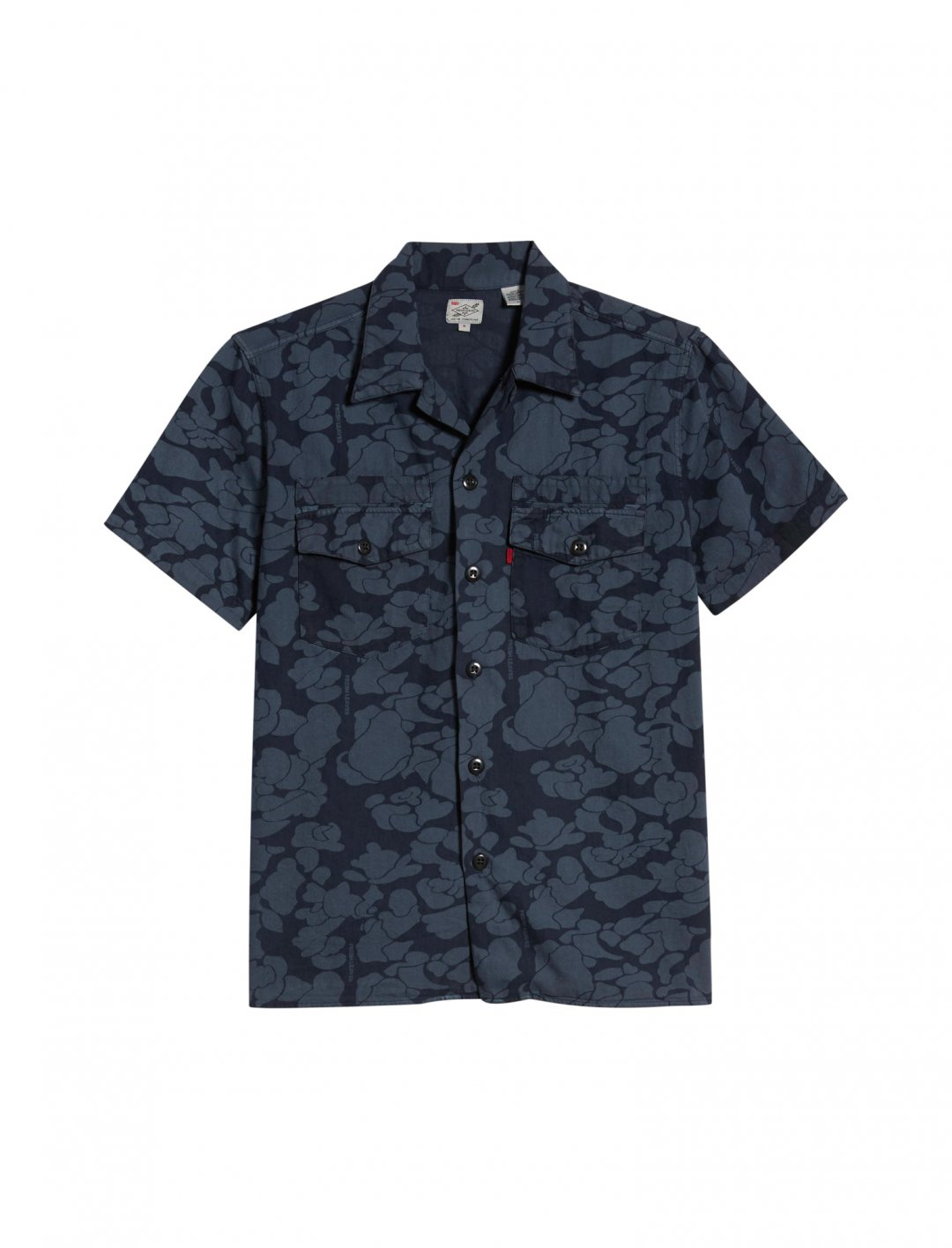 "Justin Timberlake Military Shirt {""id"":5,""product_section_id"":1,""name"":""Clothing"",""order"":5} Levi's"