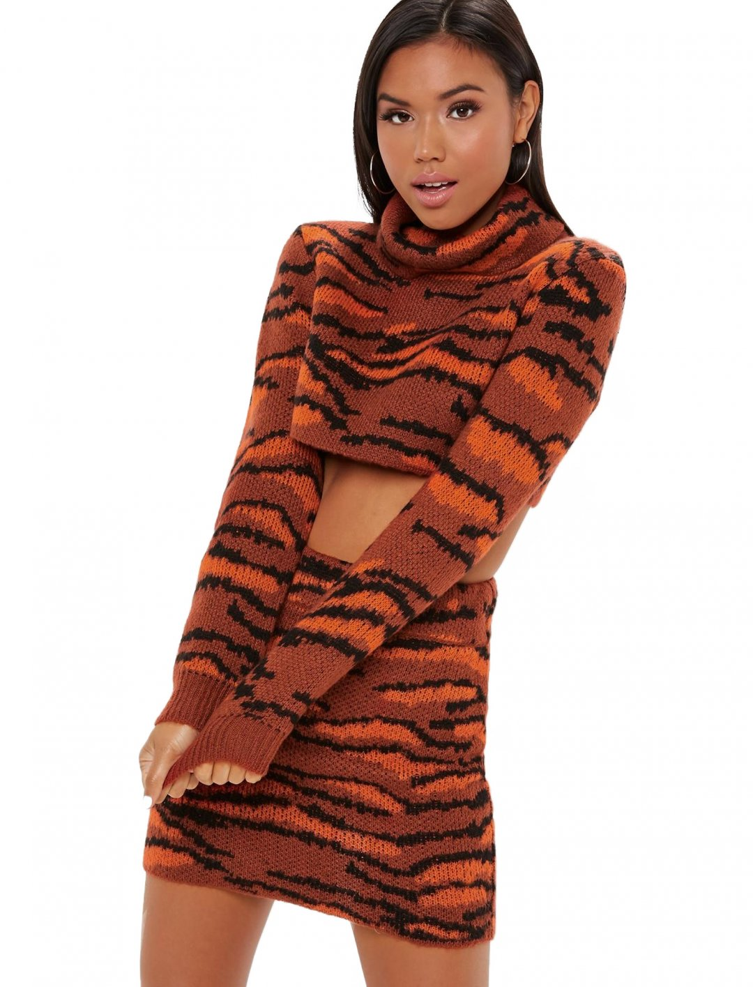 "Knitted Co-Ord {""id"":5,""product_section_id"":1,""name"":""Clothing"",""order"":5} Missguided"