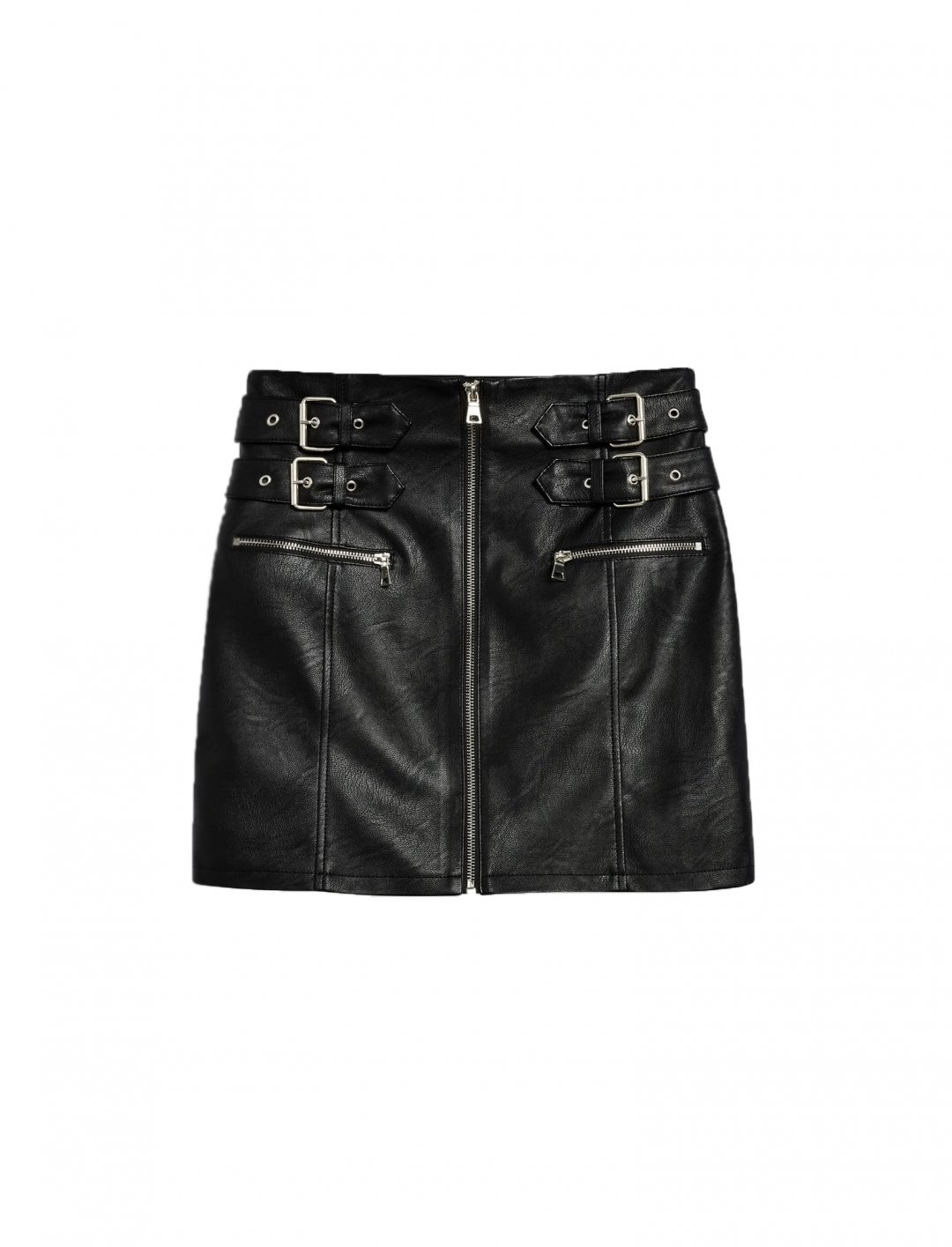 "Leather Mini Skirt {""id"":5,""product_section_id"":1,""name"":""Clothing"",""order"":5} Topshop"