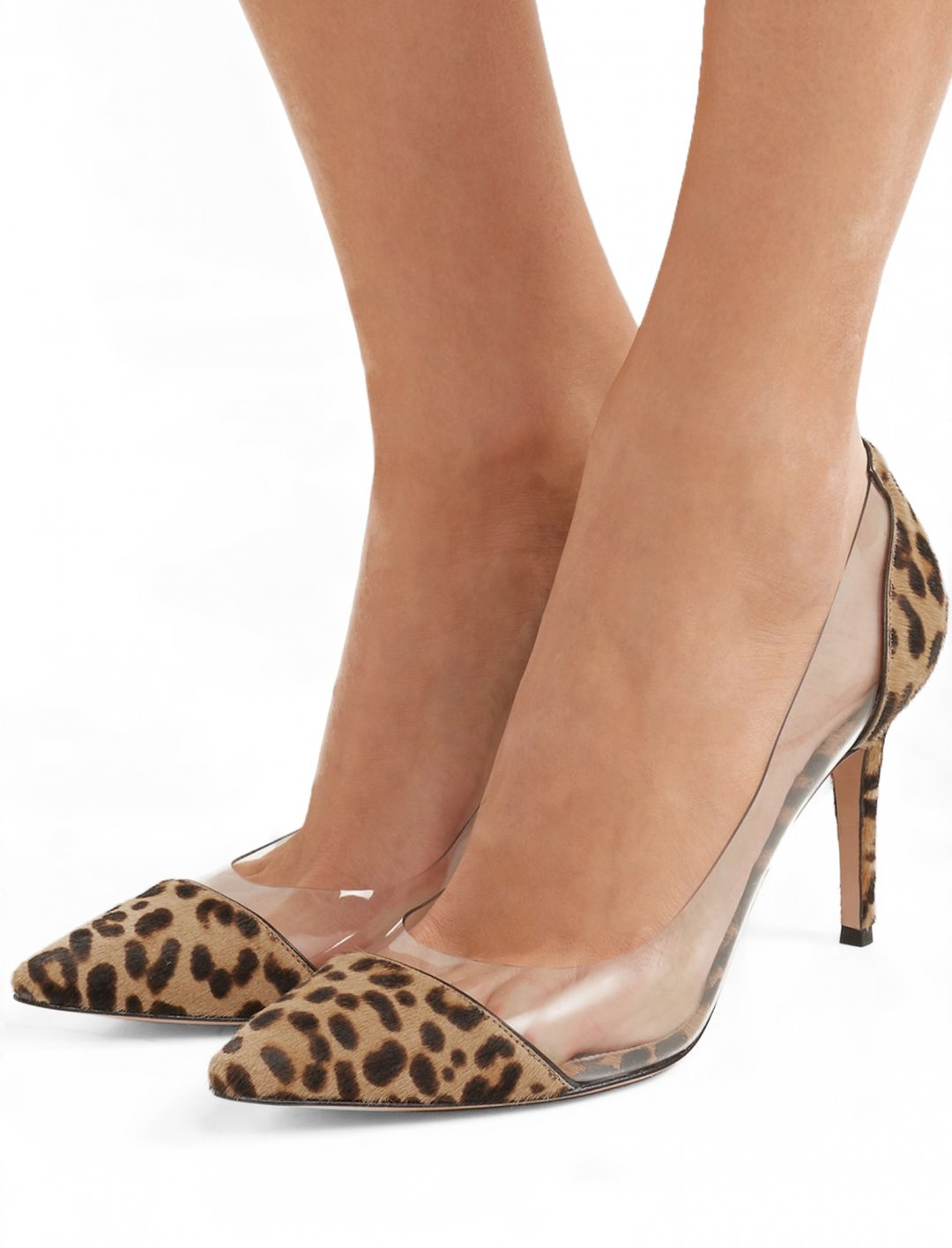 "Leopard Print Pumps {""id"":12,""product_section_id"":1,""name"":""Shoes"",""order"":12} Gianvito Rossi"