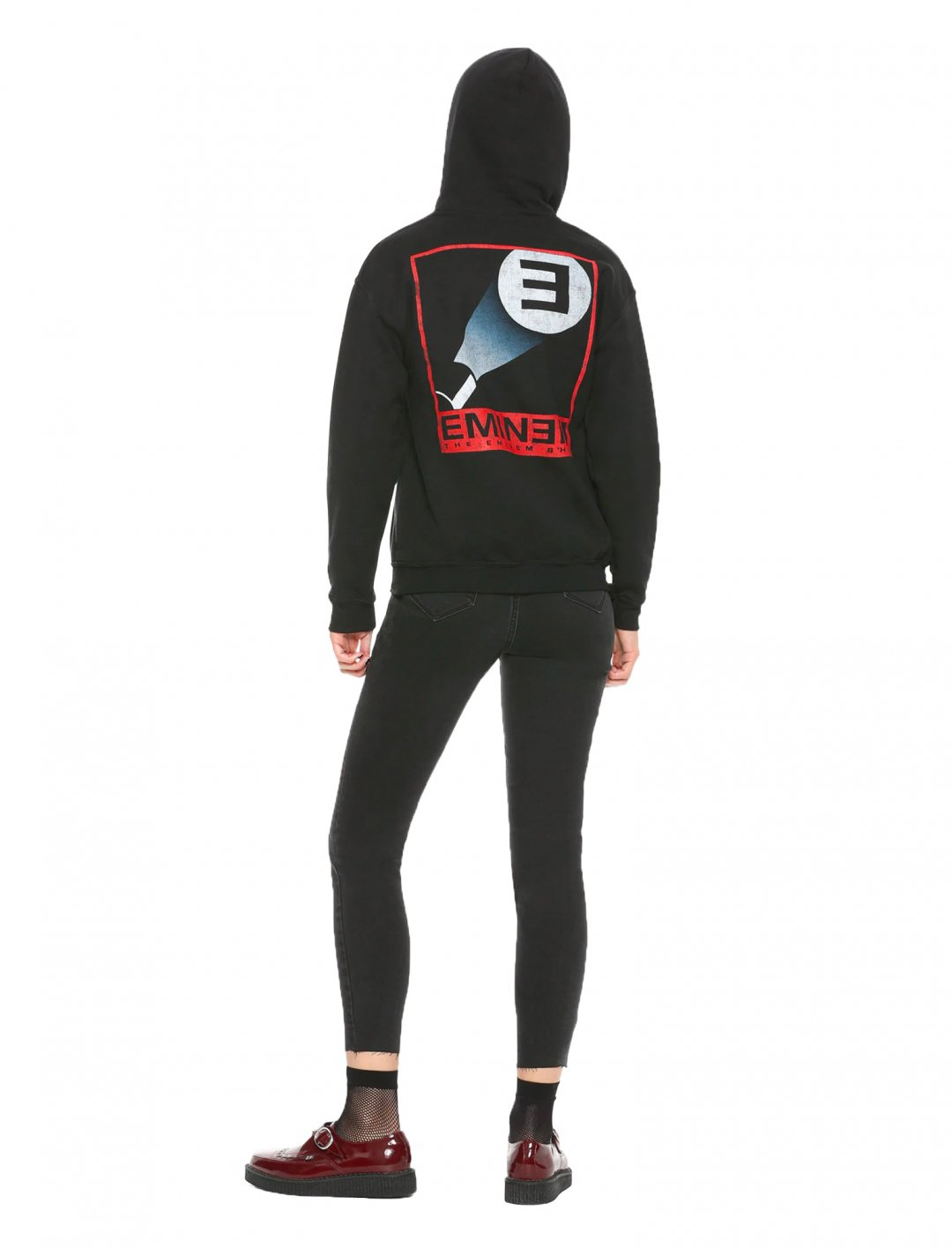 "Logo Hoodie {""id"":5,""product_section_id"":1,""name"":""Clothing"",""order"":5} Hot Topic"