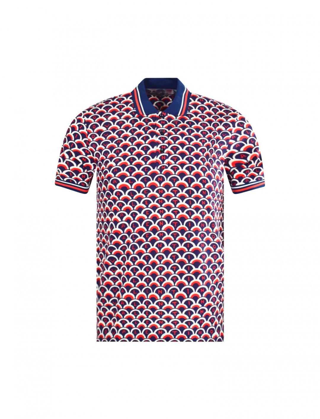 "Logo Polo Shirt {""id"":5,""product_section_id"":1,""name"":""Clothing"",""order"":5} Valentino"