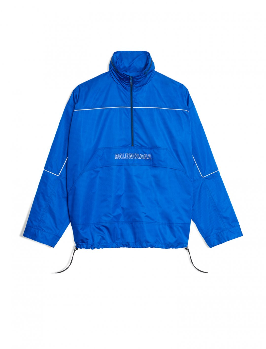 "Logo Windbreaker {""id"":5,""product_section_id"":1,""name"":""Clothing"",""order"":5} Balenciaga"