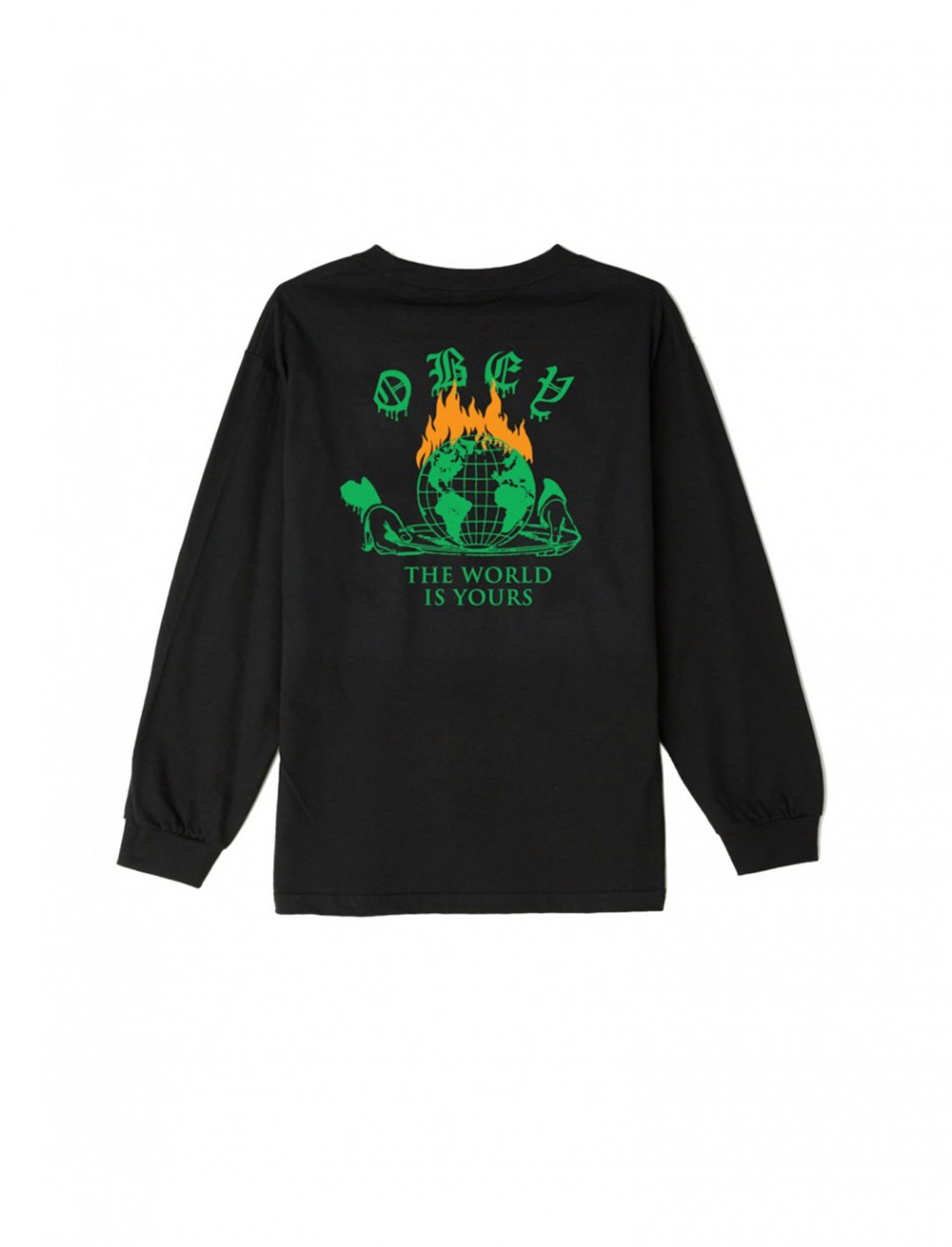 "Long Sleeve T-shirt {""id"":5,""product_section_id"":1,""name"":""Clothing"",""order"":5} Obey"